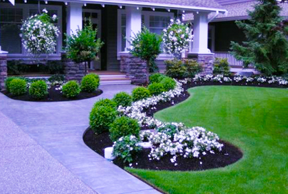 Front Yard Landscape Ideas Designs Photos And Plans