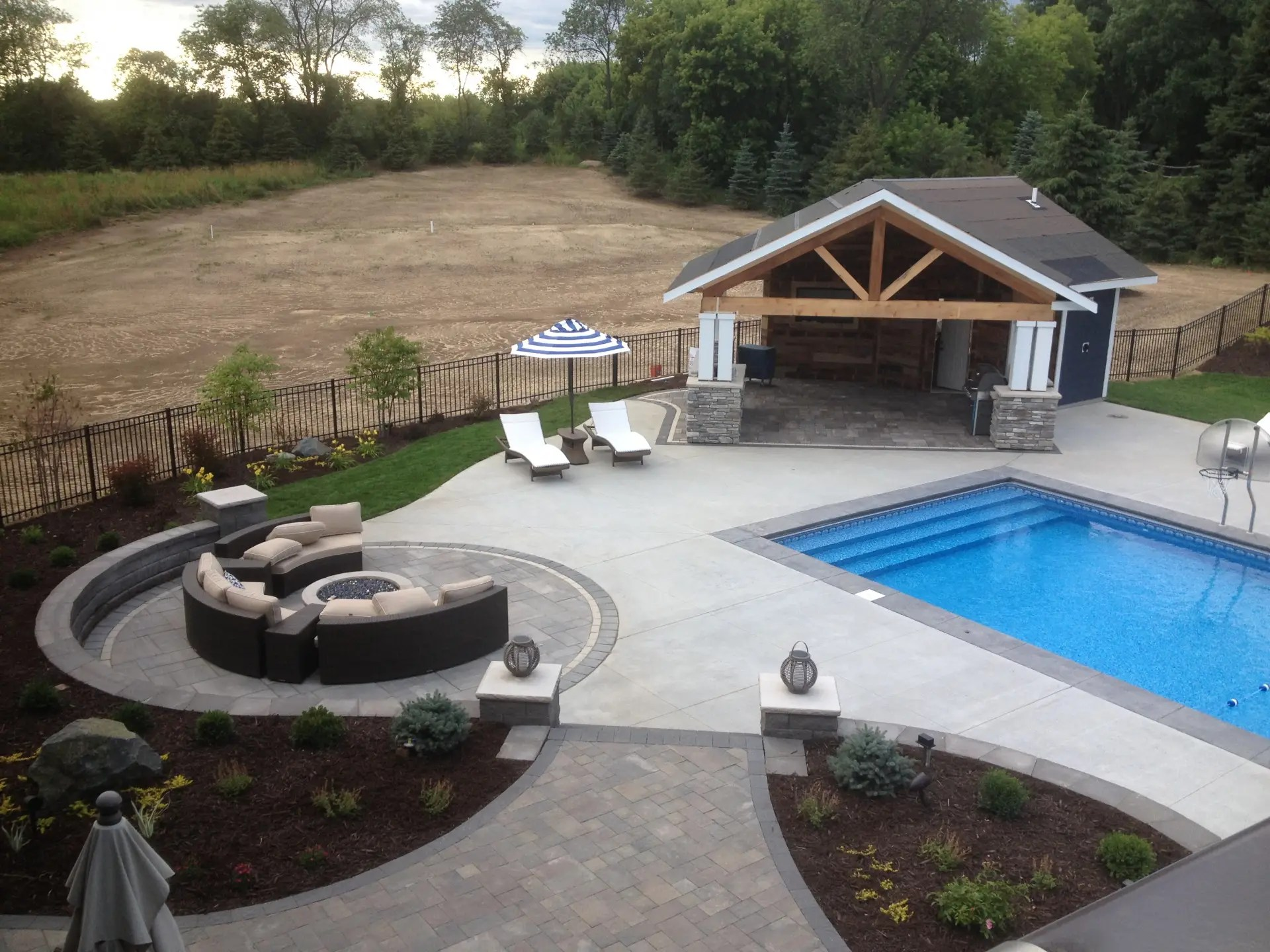 Water Features And Ponds Backyard