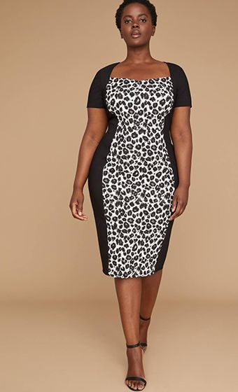 Plus Size Dresses   Lane Bryant Sheath