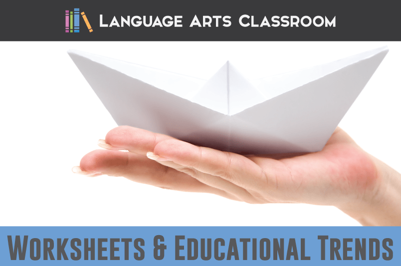 Use A Worksheet  You re Not a Bad Teacher   Language Arts Classroom Should teachers use worksheets  The war against worksheets   is that  something more indicative in