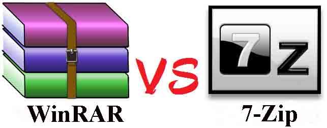 Архиваторы WinRAR и 7-Zip