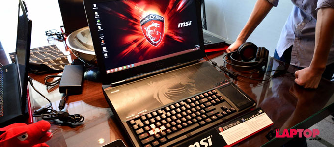 MSI GT80 Titan - www.custompcreview.com