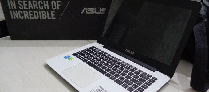 ASUS X455LD Series - www.lion-laptop.com