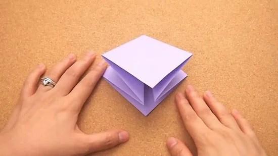 Как сделать журавлика оригами из бумаги своими руками origami zhuravlik iz bumagi 6