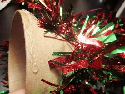 Мишурадан келген шыршасы Жаңа жыл үшін: elka iz mishury 6 құрудың әртүрлі тәсілдері