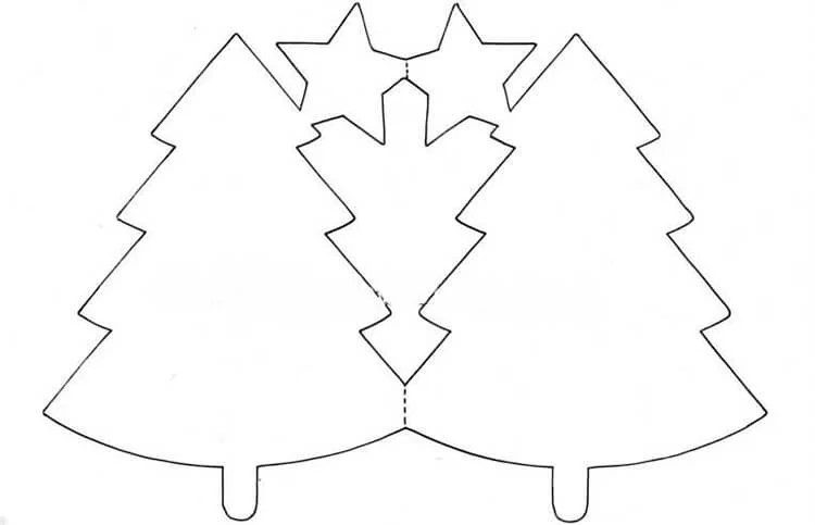Mga postkard para sa bagong taon gamit ang iyong sariling mga kamay: simple at orihinal na crafts sa kindergarten at paaralan novogodnyaya otkrytka svoimi rukami 100