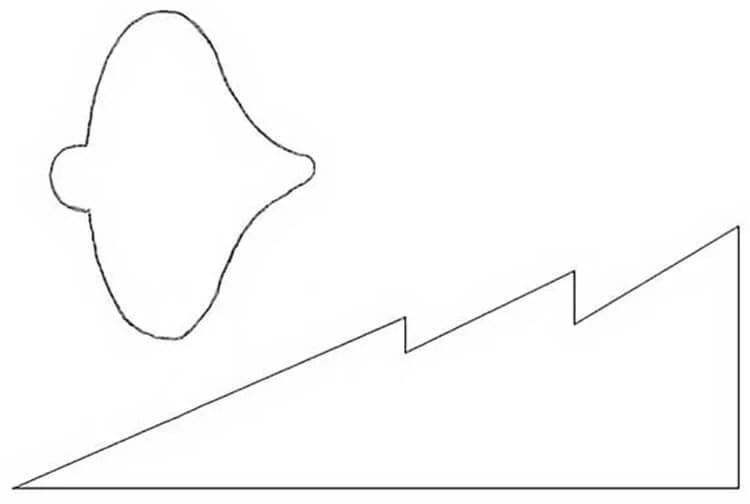 Жаңа жылға арналған ашықхаттар Өзіңіздің қолыңызбен: балабақшадағы қарапайым және ерекше қолөнер және мектеп Мектептері Новогодняя Открятка Свойми Руками 22
