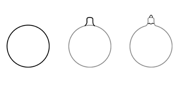 Рисунки на новогоднюю тематику: что можно нарисовать на Новый год risunki na novogodnyuyu temu 25