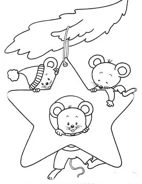 Dessins pour sujets de Noël: Que puis-je dessiner pour la nouvelle année Risunki Na Novogodnyuyu Temu 31