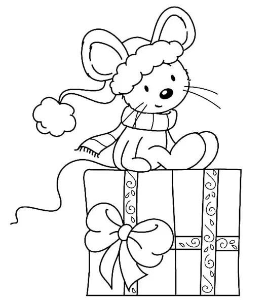 Рисунки на новогоднюю тематику: что можно нарисовать на Новый год risunki na novogodnyuyu temu 32