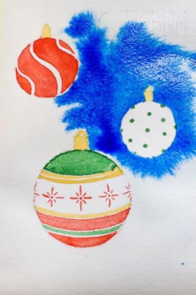 Рисунки на новогоднюю тематику: что можно нарисовать на Новый год risunki na novogodnyuyu temu 99