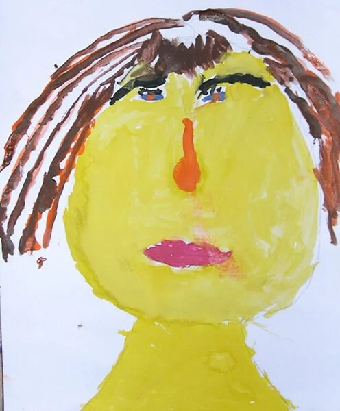 Çocukların Anneler Günü için Çizimleri: Annen için aşkını ifade et
