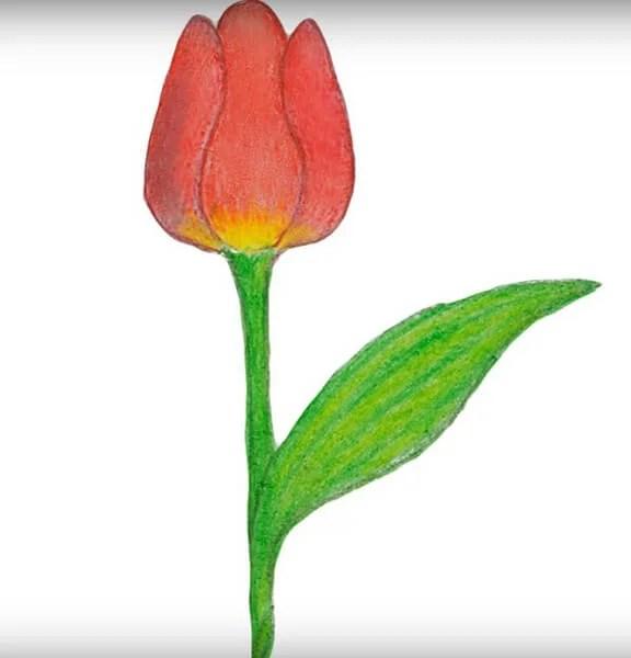Çocukların Anneler Günü için Çizimleri: Paper'da Anne İçin Sevginizi Ekspres Risunok Na Den Materi 47