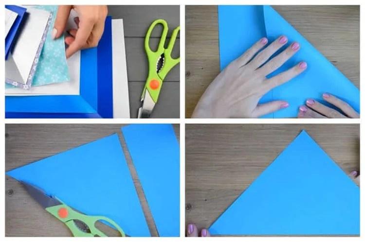 新年美丽的原始雪花:创建自己的手,模板与照片snezhinki iz bumagi svoimi rukami 72