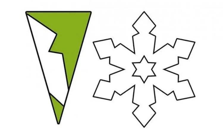 Жаңа жылға арналған әдемі түпнұсқа снегинейстер: өз қолдарыңызды жасаңыз, фотосуреттері бар шаблондар Snezhinki iz bumagi svoimi rukami 77