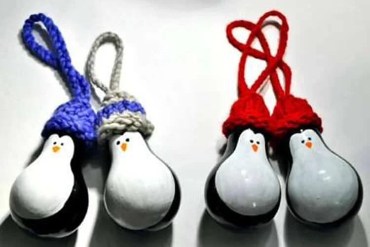 Joulukuusi lelut joulukuusi omalla kädellään: mitä voidaan tehdä uudenvuoden Elochnaya Igrushka Svoimi Rukami 8