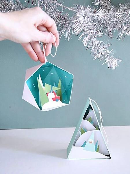 DIY para el año nuevo con sus propias manos: lo hacemos en la competición de la escuela y el jardín Podelki K Novomu Godu 22