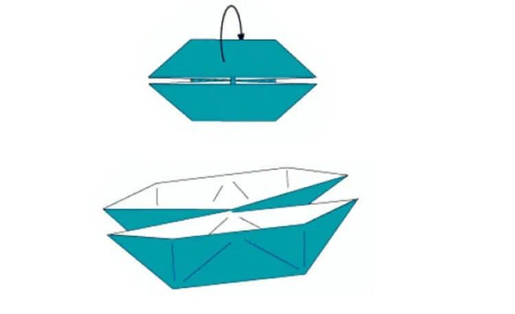 船舶为儿童:使用方案创建的各种方式和描述Korabl Svoimi Rukami 24