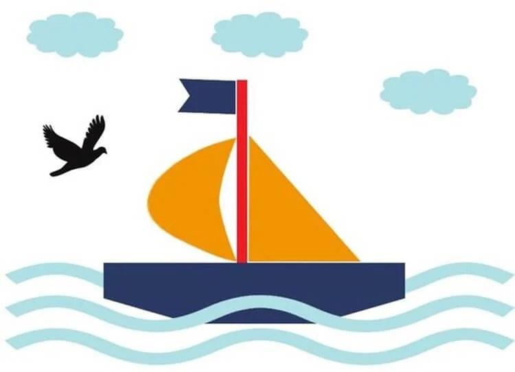 Кораблик для детей: различные способы создания со схемами и описанием korabl svoimi rukami 31