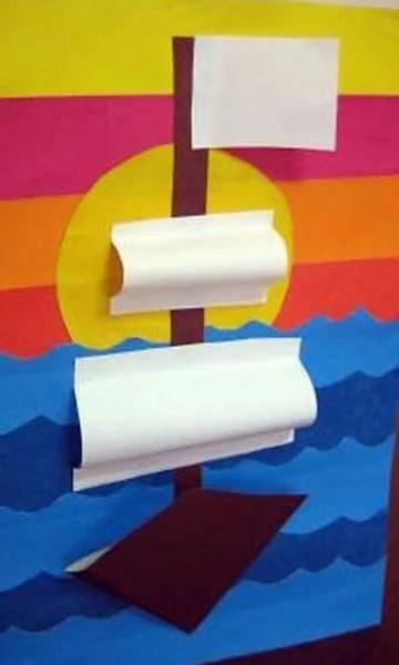 Кораблик для детей: различные способы создания со схемами и описанием korabl svoimi rukami 38