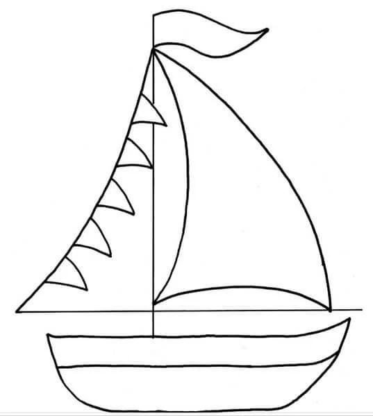 Кораблик для детей: различные способы создания со схемами и описанием korabl svoimi rukami 58