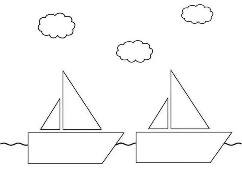Кораблик для детей: различные способы создания со схемами и описанием korabl svoimi rukami 59