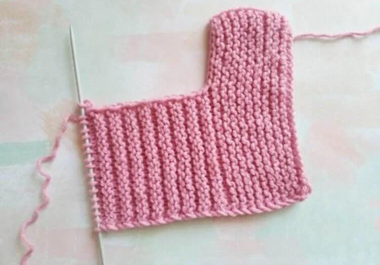 Пинетки для новорожденных малышей спицами: что можно связать для первой обуви малышам pinetki spicami s opisaniem i skhemami 24