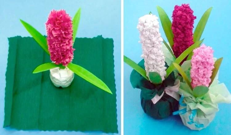 Поделки на 8 марта для любимых мам: подарок с душой своими руками podelku na 8 marta svoimi rukami 106