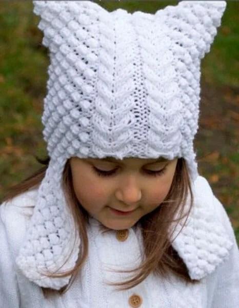Knit é recomendado estritamente de acordo com o esquema, observando as regras gerais para produtos de tricô.