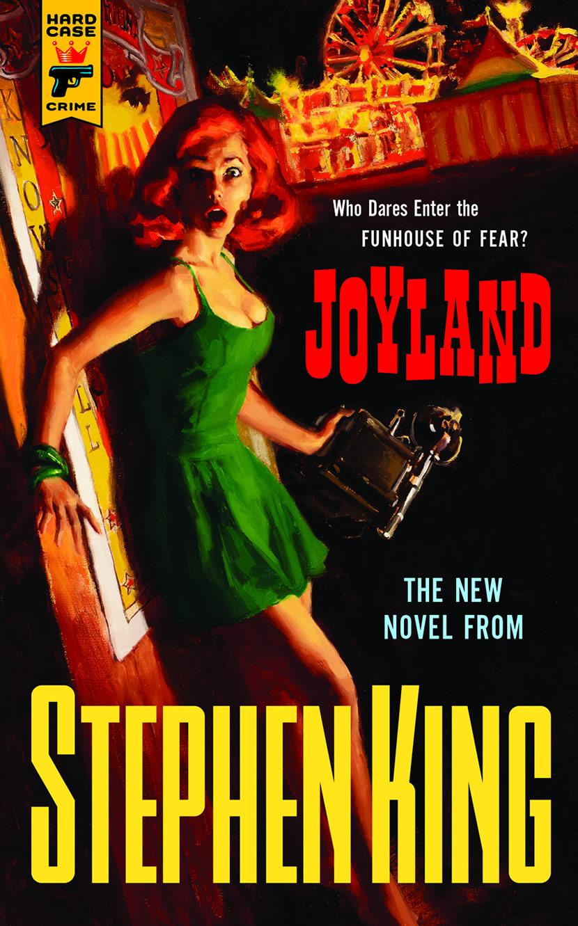 Stephen King S New Novel Joyland Is Available Today June