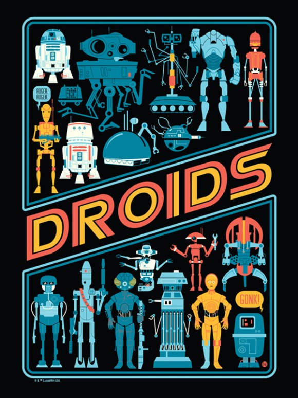 The 25 Greatest Star Wars Posters Of All Time