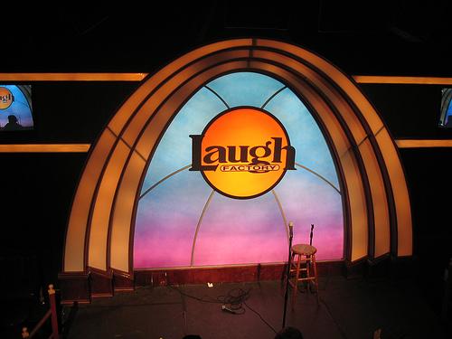 Laugh Blvd Sunset Factory 8001