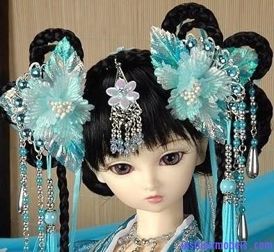 chinese-traditional-dress-4 | Last Hair Models , Hair ...