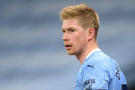REPORT: Kevin De Bruyne 'Close To' New Manchester City Contract