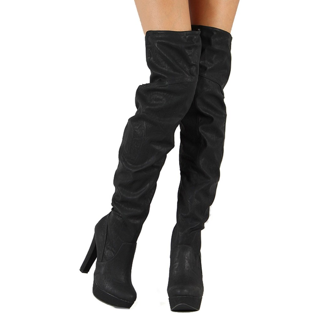 What to wear with over the knee boots – Latest Trend Fashion