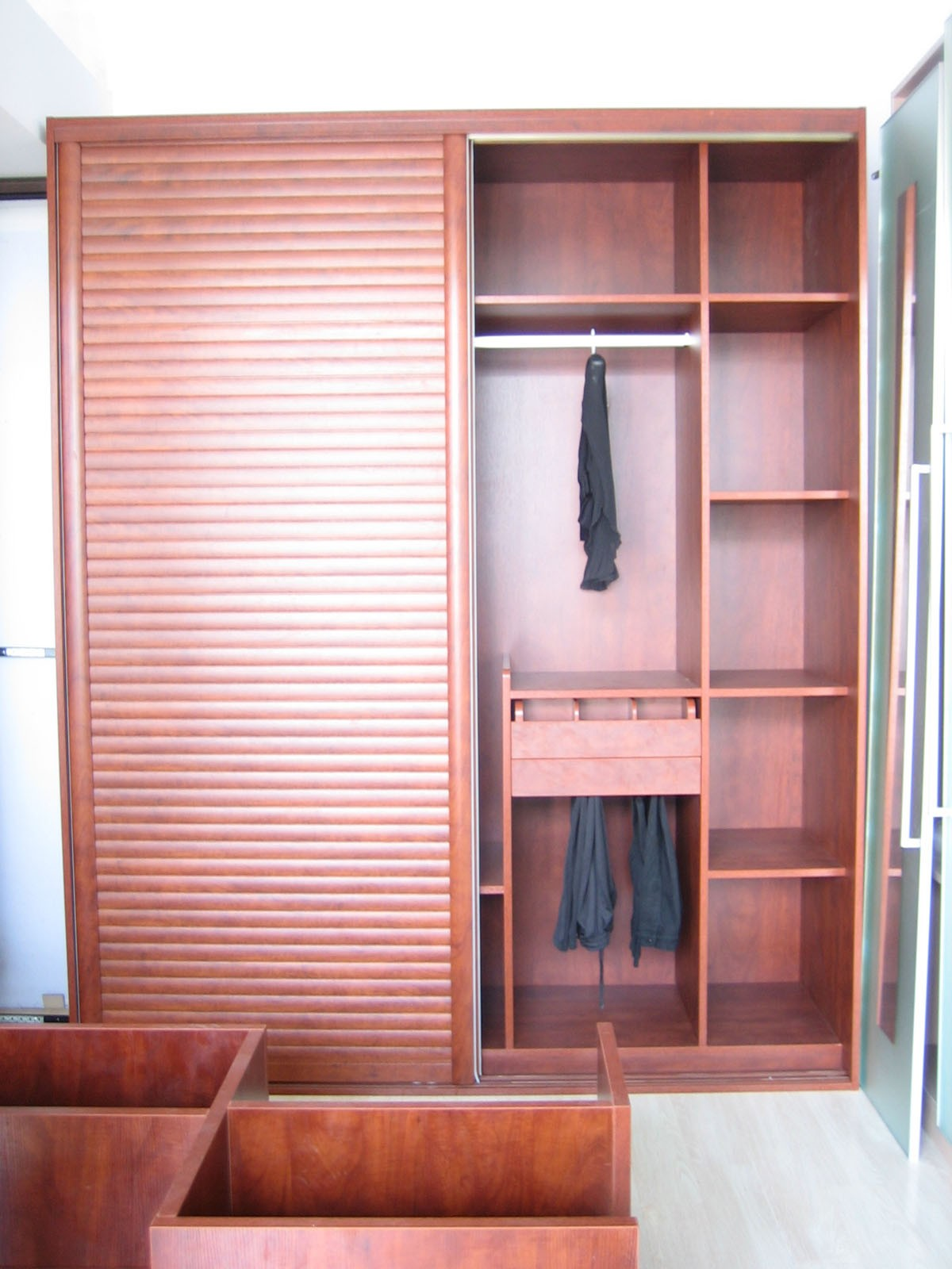 Extra Large Armoire Wardrobe