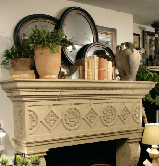 20 Great Fireplace Mantel Decorating Ideas   laurel home blog whatnottodo3