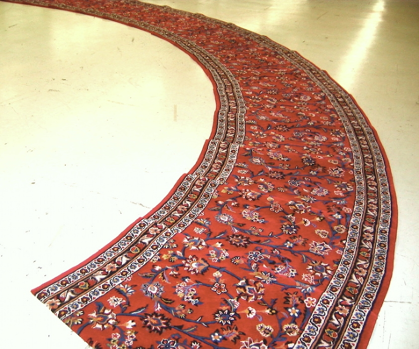 Stair Runners And The One Fiber You Should Never Use | Floral Carpet For Stairs | Modern | Brown Pattern | Pattern | Laminate | Diamond Pattern