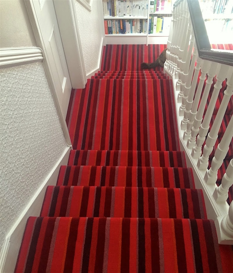 Stair Runners And The One Fiber You Should Never Use | Good Carpet For Stairs | Treads Windy Stair | American Style | Stair Railing | Beautiful | Runner