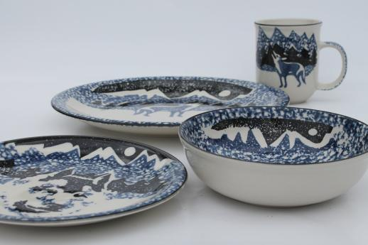 & Tienshan Dinnerware Set