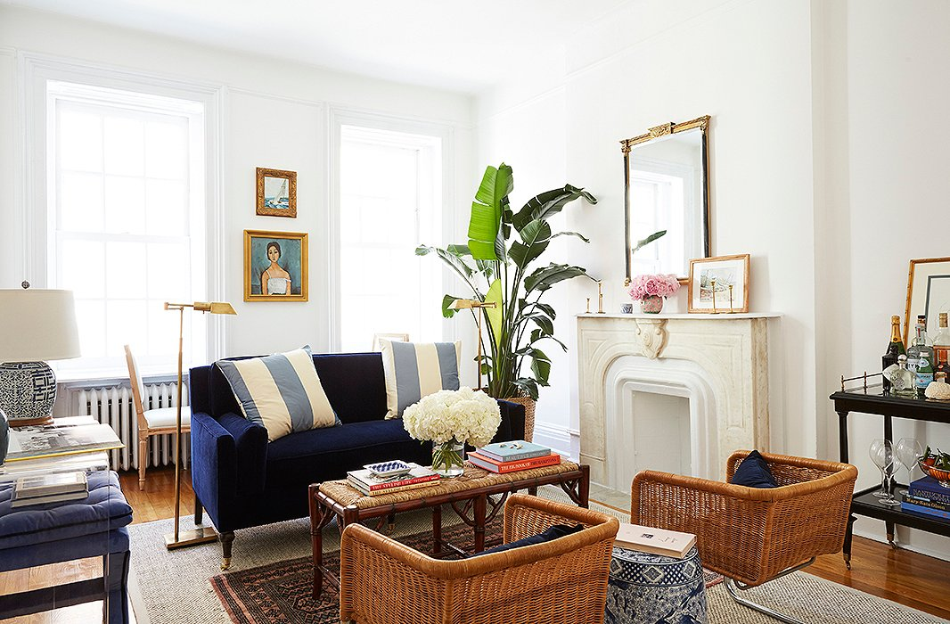 Amy Stone S Preppy Amp Polished Apartment Lauren Nelson