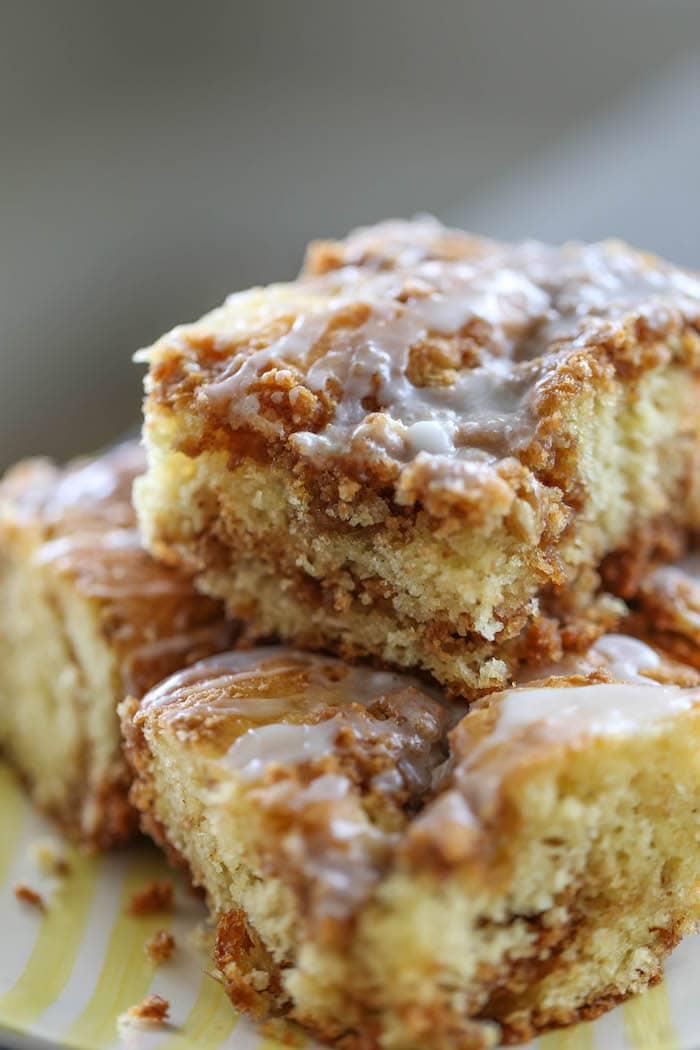 Cinnamon Streusel Coffee Cake Recipe Lauren S Latest