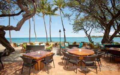 Restaurant & Bar | Lava Lava Beach Club | Big Island