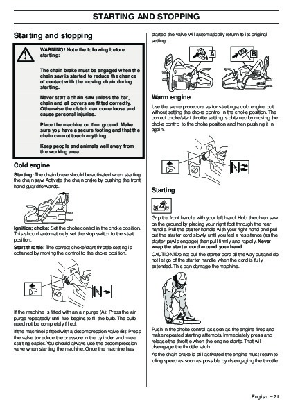 Array - husqvarna chainsaw 345 parts manual  rh   cellcode us