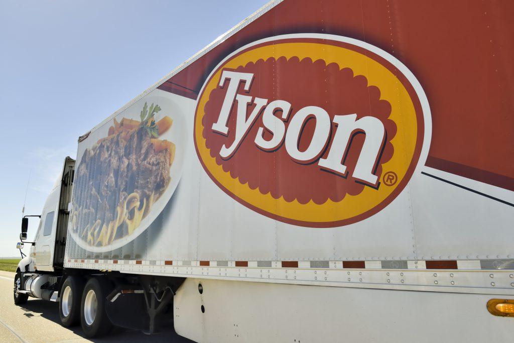 Tyson Fresh Meats Amarillo Tx