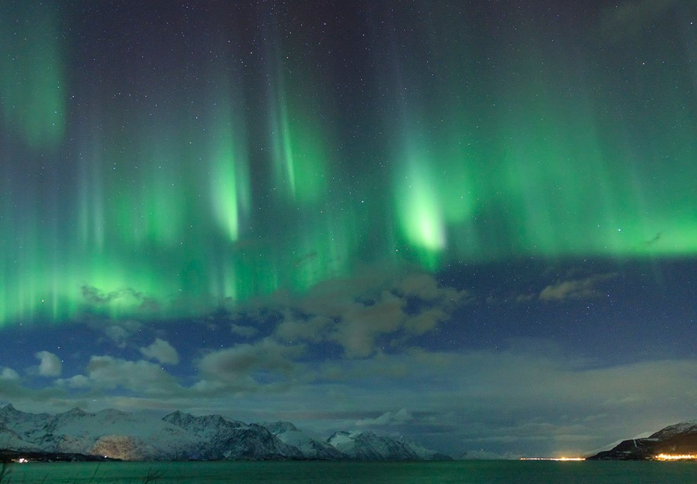 Best Place See Northern Lights England