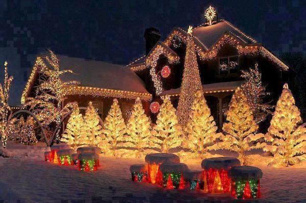 christmas lights usa # 26