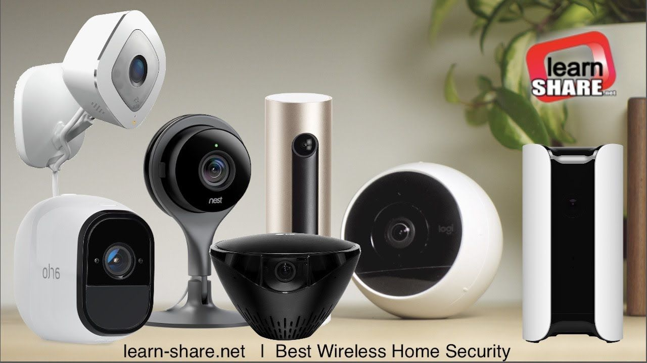 Best Wireless Home Security