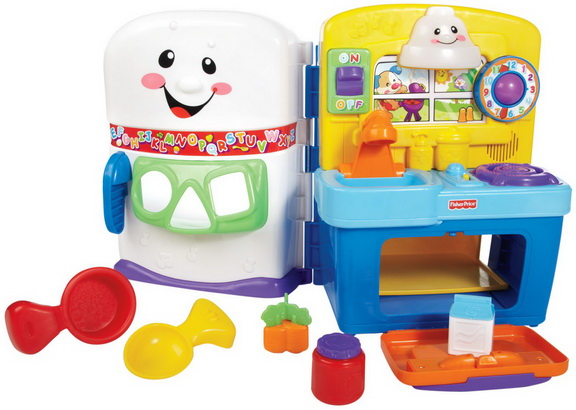 Fisher Price I Can Play Basketball