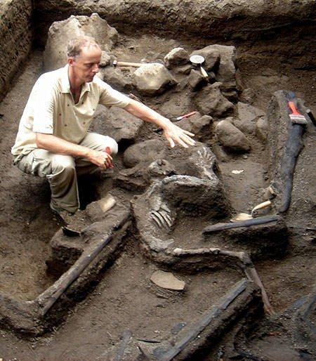 Dead People Mt Vesuvius Eruption